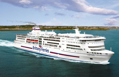 brittany ferries book all brittany ferries routes online with eurodrive the ferry price. Black Bedroom Furniture Sets. Home Design Ideas