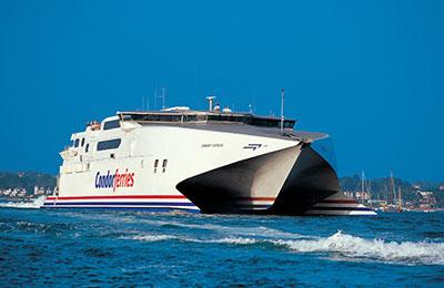 Condor Ferries Book All Condor Ferries Routes Online